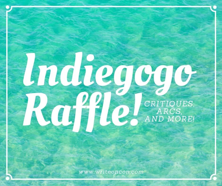Indiegogo Raffle!