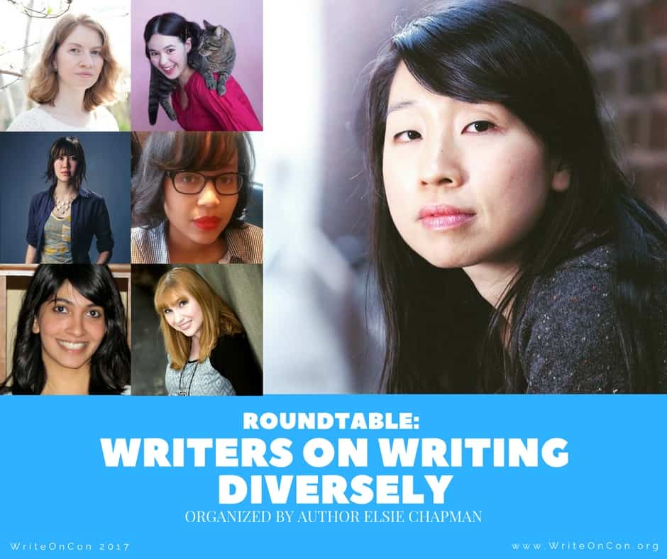 KEYNOTE: Roundtable: Writers on Writing Diversely