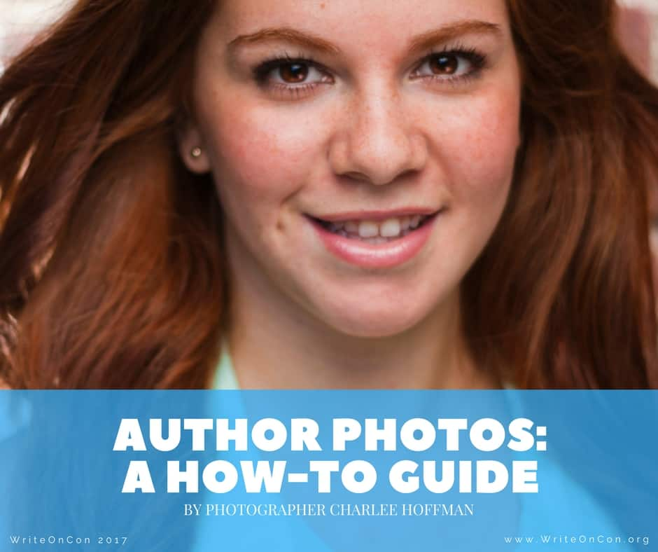 Author Photos: A How-to Guide