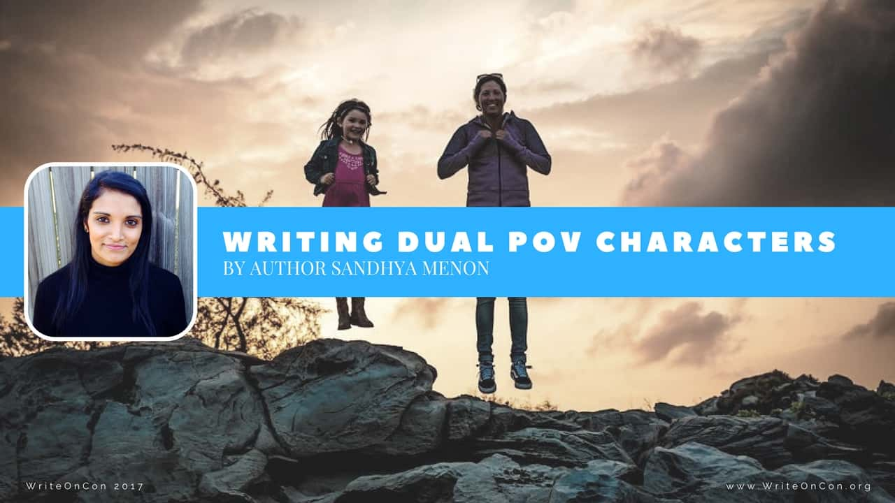 Writing Dual POV Characters