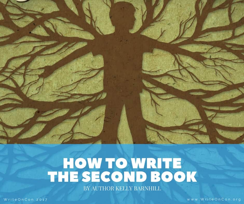 How to Write the Second Book