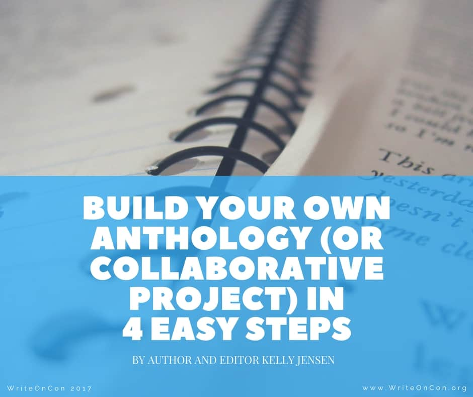 Build Your Own Anthology (or Collaborative Project) in 4 Easy Steps