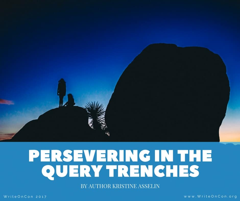 Persevering in the Query Trenches (Taken with a Dose of Reality)