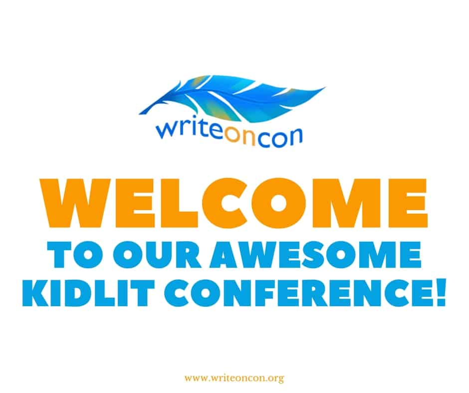 Welcome to WriteOnCon!