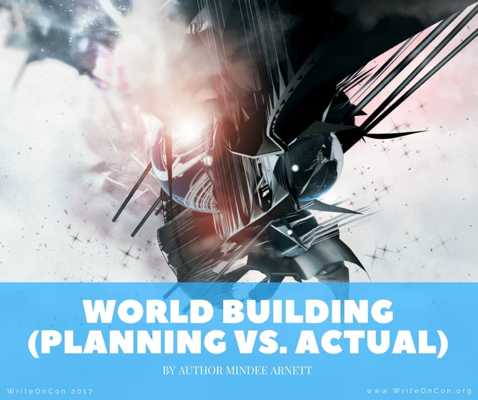 World Building (Planning vs. Actual)