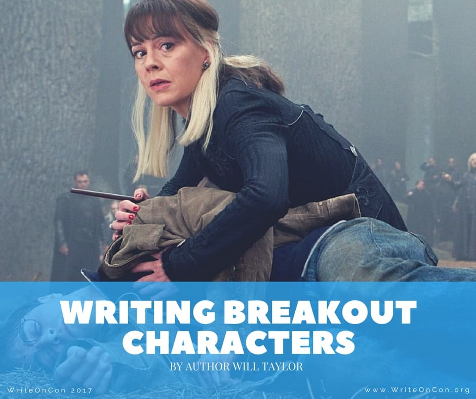 Writing Breakout Characters