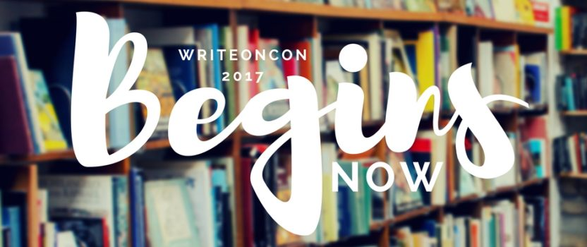 WriteOnCon 2017 Begins Now!