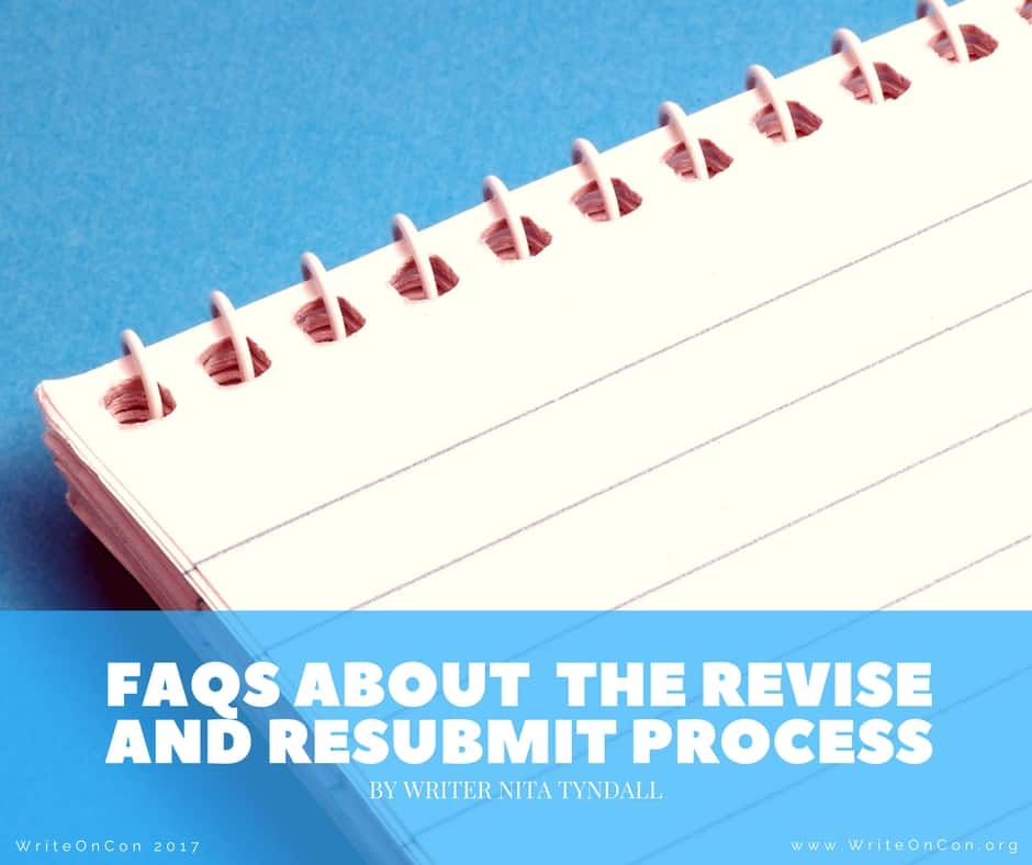 FAQs About the Revise and Resubmit Process