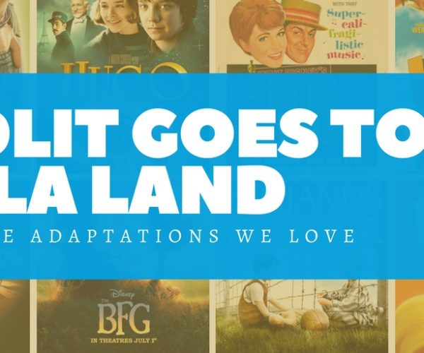 KIDLIT GOES TO LA LA LAND BLOG