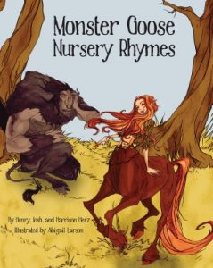 Monster Goose Nursery Rhymes
