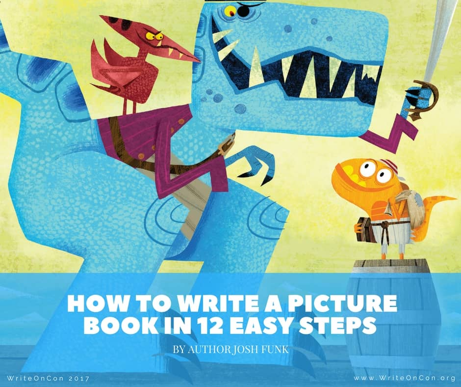 How to Write a Picture Book in 12 Easy Steps