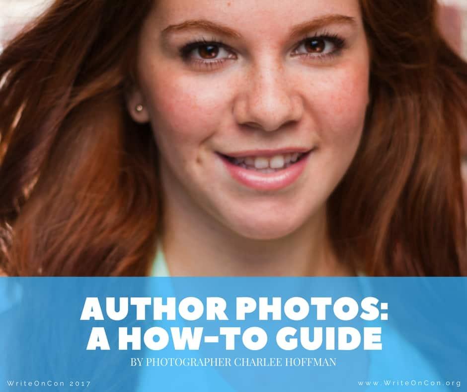 Author Photos: A How-to Guide