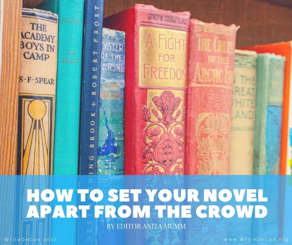 That Je Ne Sais Quoi: How to Set Your Novel Apart from the Crowd