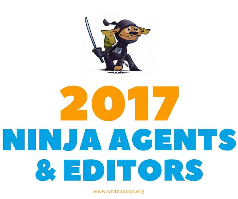 2017 Ninja Agents & Editors