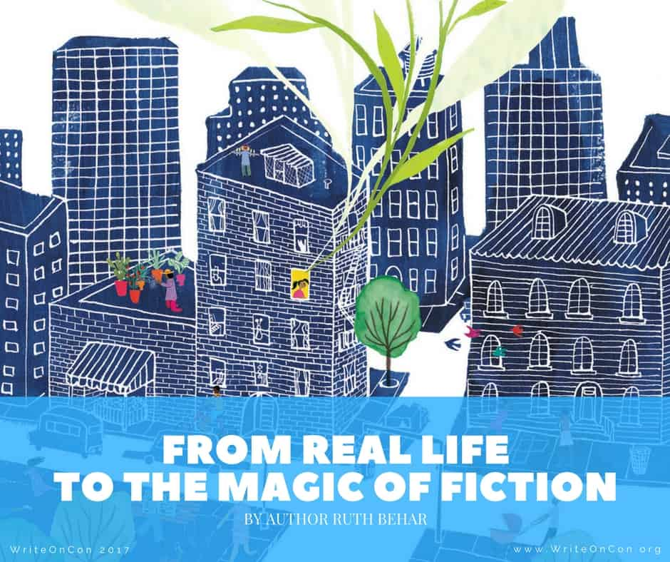 KEYNOTE: From Real Life to the Magic of Fiction