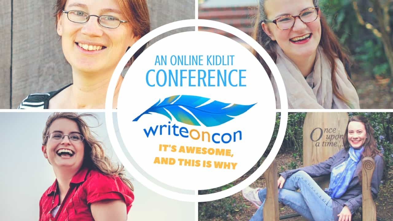 WriteOnCon is Awesome: This is Why