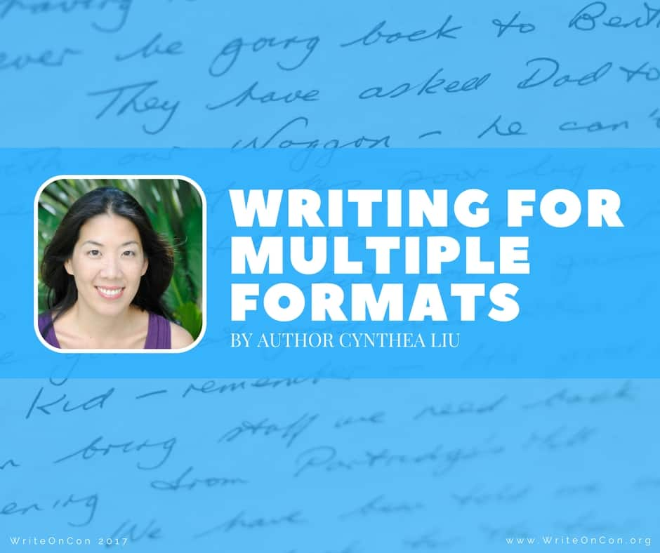 Writing for Multiple Formats