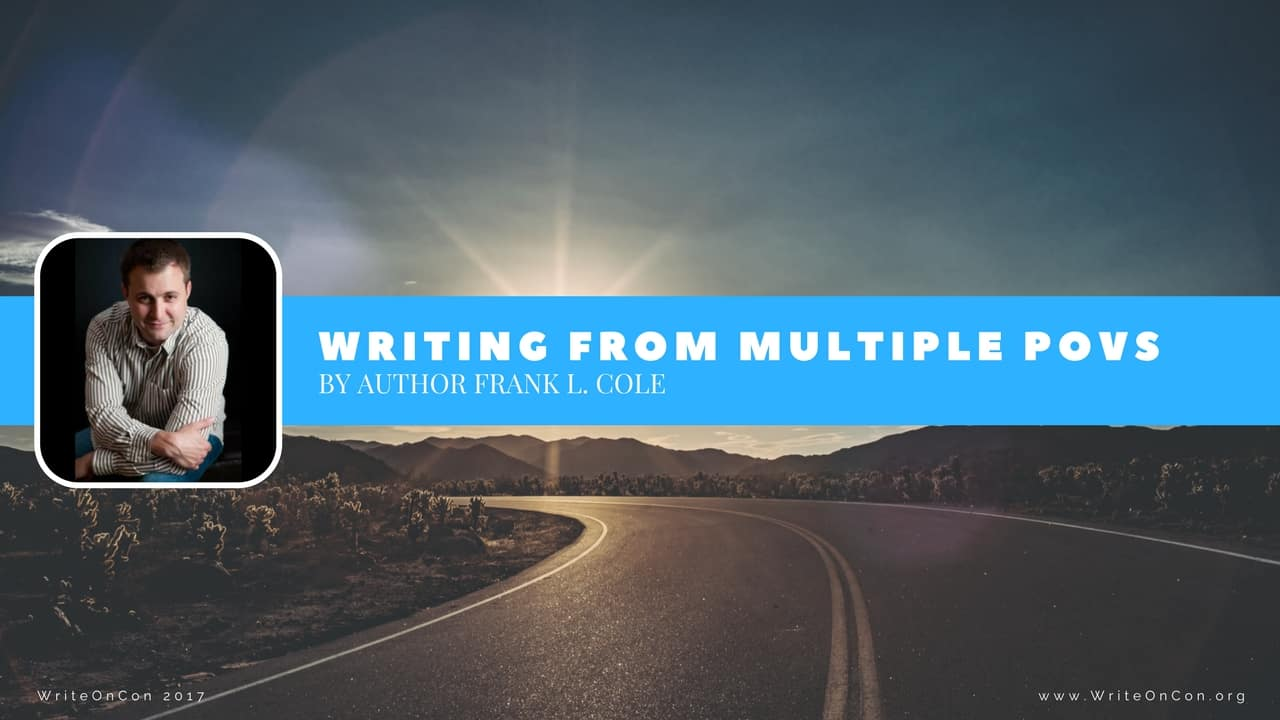 Writing from Multiple POVs