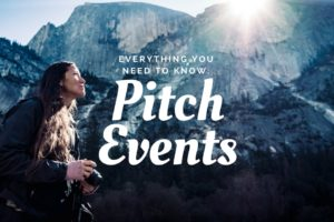 Everything You Need to Know: Pitch Events