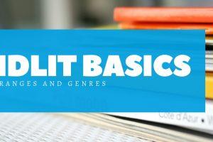 Kidlit Basics: Age Ranges and Genres