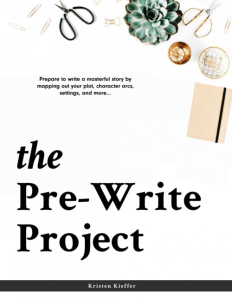 The prewrite project