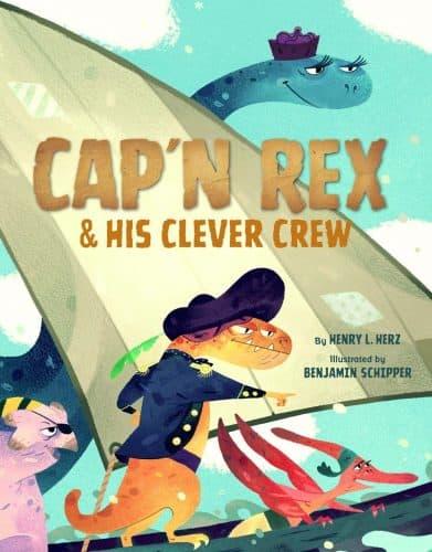 CAP'N REX & HIS CLEVER CREW