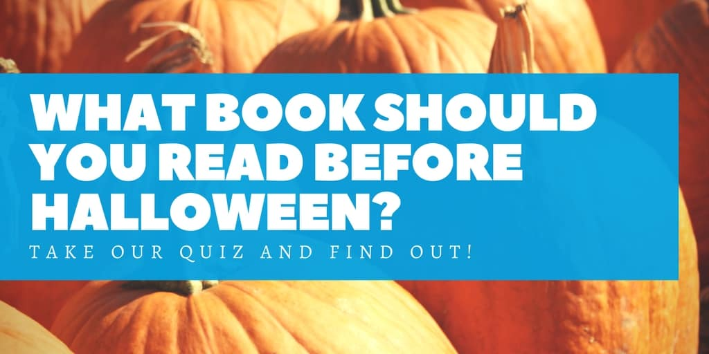 What book should you read before Halloween?