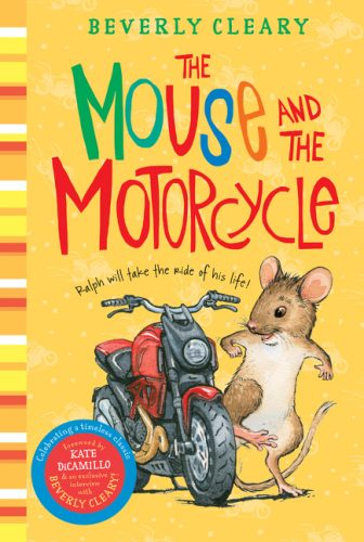 THE MOUSE AND THE MOTOCYCLE