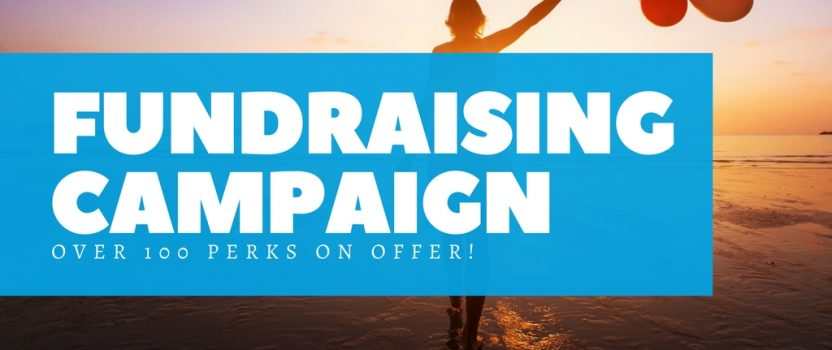The Fundraising Campaign is Open!