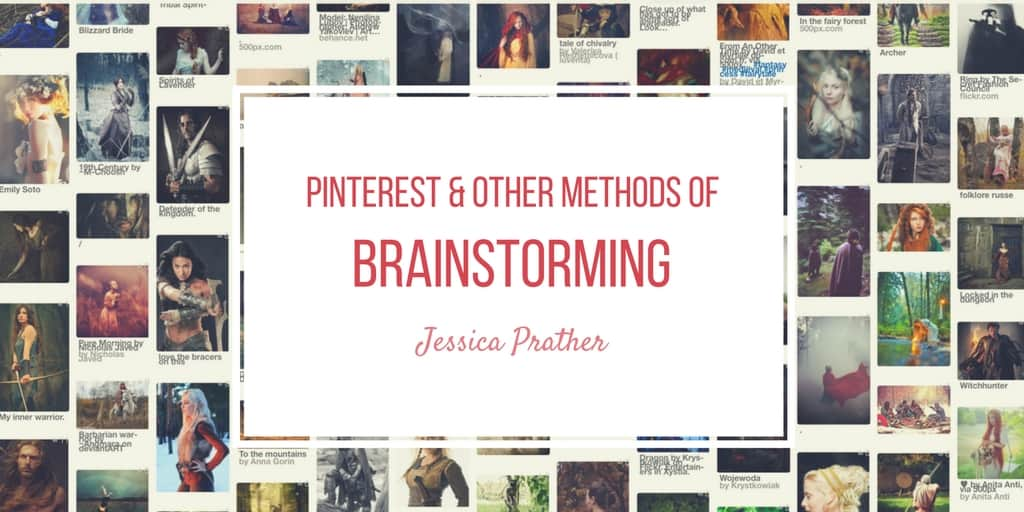 Pinterest & Other Methods of Brainstorming