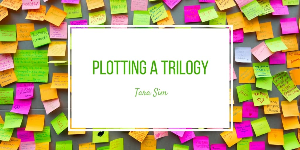 Plotting a Trilogy
