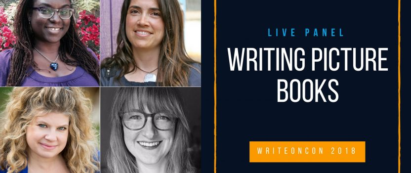 LIVE PANEL: Writing Picture Books