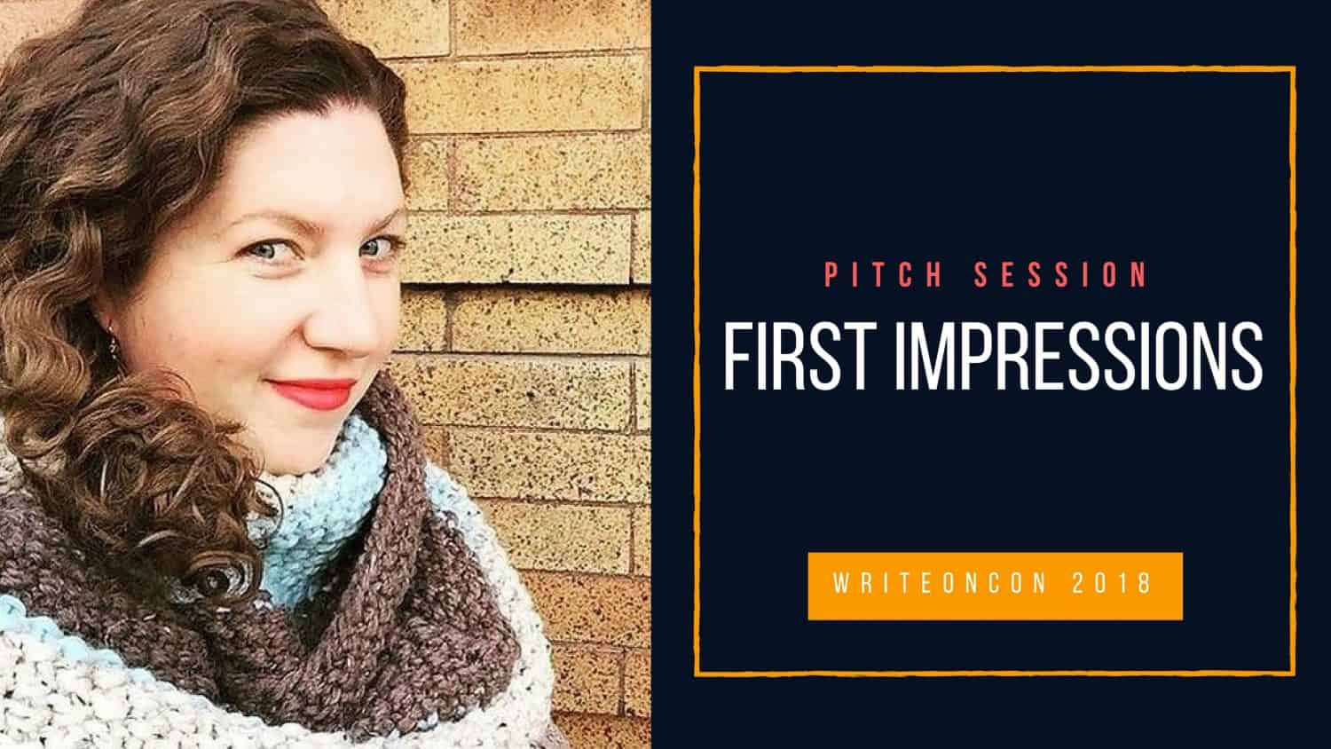 LIVE PITCH: First Impressions