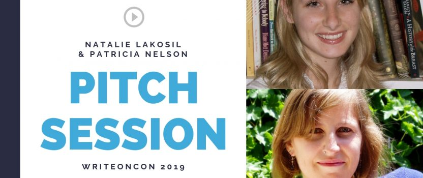 LIVE Pitch Session: Natalie Lakosil & Patricia Nelson